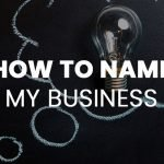 How to name my business